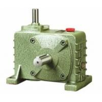 Wholesale Single Stage Cast - Iron Worm Gear Speed Reduction Gearbox Output Torque 28-707 N.M. from china suppliers