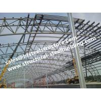 Wholesale Mine Industry PEB Metal Structure Manufacturing Pipe Truss Structure Chinese Supplier from china suppliers