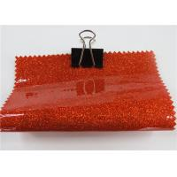 """Wholesale 54"""" Width High Sparkle Glitter Pvc Fabric 0.17mm For Bags And Furniture from china suppliers"""
