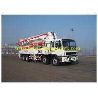 Wholesale Truck mounted Concrete Pump  SYG5330THB with warranty and spare parts from china suppliers