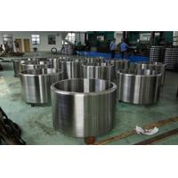 Wholesale 1.2519 DIN 110WCrV5 AISI O7 Forged Forging Steel  Hollow Bar Pipe Tubes Tubings Piping Shells Casing Case from china suppliers