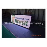 Wholesale Waterproof 10 Mm SMD3535 Full Color Led Signs Outdoor 960 By 960 Mm Cabinet from china suppliers