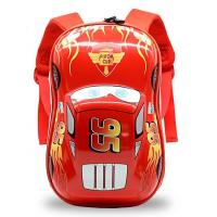 Wholesale New Disney Cars Racers 5D Red Lightning McQueen Kid's School Bag Rucksack Backpack from china suppliers