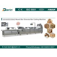 Wholesale Peanut Bar Cutting Making Machine with Siemens PLC made by Darin Machinery from china suppliers