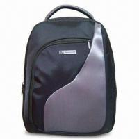 China Shark Series Laptop Backpack, Made of 1680D Nylon/PVC, 150D Poly/PU, Nylon Zip, and Neoprene on sale