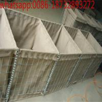 Wholesale hesco bastion wall for flood and war/ hesco barrier/galvanized hesco bastion/welded gabion/Hesco Bastion wall hesco reta from china suppliers