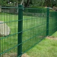 Wholesale hedges garden fences/ Double wire fence from china suppliers