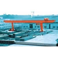 Wholesale Steel Inventory Yard L-Shape Gantry Crane for Road Construction Sites from china suppliers
