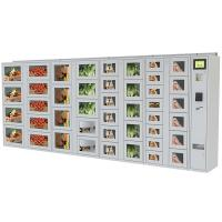 Wholesale Coin / Banknote Payment Locker Vending Machines With Secured Electronic Locker System from china suppliers