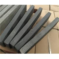 Wholesale Solid Porosity Clay Common House Bricks For Building Wall , Antique Fashion Type Black Color from china suppliers