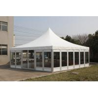Wholesale Aluminum Alloy Material 20x30 Party Luxury Gazebo Wedding Tent Windproof from china suppliers