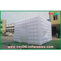 Wholesale Bright 4x3m Square Inflatable Camping Tent For Party / Wedding from china suppliers