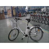 Wholesale Zero Discharge Electric Powered Bicycles , Lithium Battery E-Bike from china suppliers