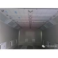 Wholesale Turbo Fan Water Based Spray Booth Coating Separate Control Temperature from china suppliers