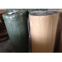 Wholesale Wavy Rubber Acoustic Insulation Foam , Room Sound Absorbing Foam Material from china suppliers