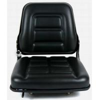 Wholesale Cheapest arm rest safety belt good quality forklift seat from china suppliers