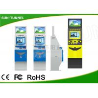 Wholesale Quick Payment Self Service Internet Kiosk Credit Card Reader USB / HDMI Interface from china suppliers