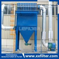 Buy cheap Industrial pulse bag house dust collector from wholesalers