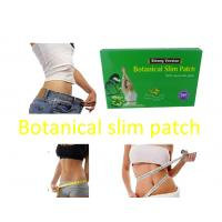 Wholesale Herbal Guarana Botanical Slimming Patches For Fat Burning new body slim wraps Strong Version MZT msv A1 from china suppliers