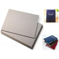 Wholesale Exercise Book use Single Layer Grey Board Sheets , 2mm Greyboard from china suppliers