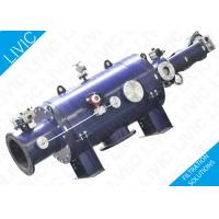 Quality Rubber Lining Automatic Self Cleaning Filter For Precision Filtration GFK Series for sale