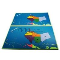 Wholesale Puzzle Map:Australia from china suppliers