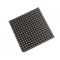 Wholesale CE P10mm Full Color LED Module 1R1G1B MBI5020 7500 nits Flight case 7500CD 16 dots×16 dots from china suppliers