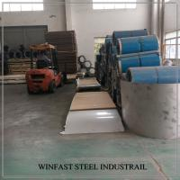 Wholesale JIS G4303 SUS444 Cold Rolled Stainless Steel Sheet  for Water Tank 2B Surface from china suppliers