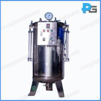 Wholesale IEC60529 IPX8 High Pressure Water Tank for 0~50m Water Ingress Testing from china suppliers