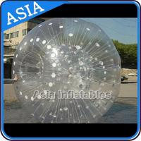 Wholesale Grass Used One Entrance Zorb Water Ball In 0.8mm Pvc For Rental Business from china suppliers