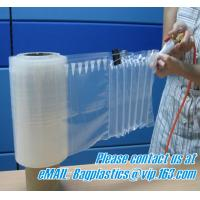 Wholesale air protection inflatable shockproof bag, drink ice bags, wine gift, portable wine bags from china suppliers