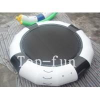 Wholesale Funny Inflatable Rrampoline Amazing PVC Inflatable Water Parks For Kids and Adults from china suppliers