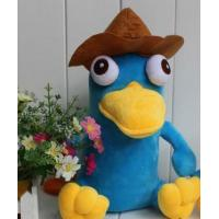 Wholesale Stuffed toys  Phineas and Ferd 6'' tall, Plush toys,Toy animals,lovely Toys birds, cartoon from china suppliers