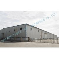 Wholesale Fast Erection Modular Industry Steel Building Fabricated By Lastest Machine from china suppliers