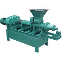 Wholesale Wood Charcoal Making Machine , Round Coal Briquette Extruder STCM - 160 from china suppliers