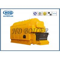 Wholesale Industrial Coal / Wood Fired Biomass Fuel Boiler , Wood Chip Steam Boiler from china suppliers