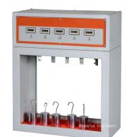 Wholesale Room Temperature Paper Testing Equipment / Tape Sticky Tester For Viscosity Testing from china suppliers