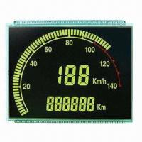 Wholesale TN STN LCD Panel for Car and Motor Meter from china suppliers