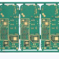 Wholesale Air Conditioner Universal FR4 PCB Board 0.012mm - 0.017mm Solder Mask from china suppliers
