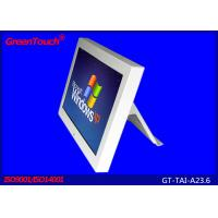 Wholesale Chain Shops 23.6 Inch Touch Screen Desktop Computer Multi Media Panel from china suppliers