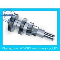 Wholesale Metallurgical Gear Shaft Assembly Surface Hardening HRC40-50 , Max OD 2000 mm from china suppliers