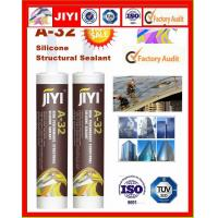 Buy cheap construction structual bonding silicone sealant  for project  glass and alumilum curtain wall from wholesalers