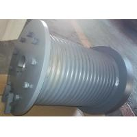 Wholesale Professioanl Customized Lebus Grooved Drum 30mm-10m For Construction Cranes from china suppliers
