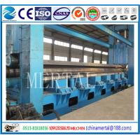 Quality HOT! Oil and gas transmission pipe rolling mahine,plate rolling machine for pipe forming for sale