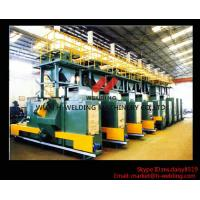 Wholesale Rust-Remove Shot Blasting Equipment / Sand Blasting Machine High Efficient from china suppliers