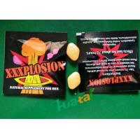 Wholesale XXXPLOSION Herbal Male Enhancement Pills For Increasing Sex Stimulation from china suppliers