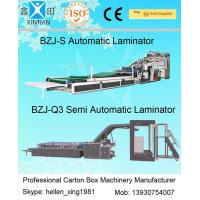Wholesale High Precision Automatic Lamination Machine 12kw For Paperboard , CE ISO Standard from china suppliers