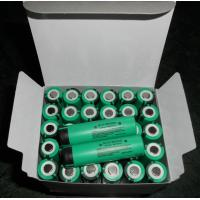 Wholesale High quality NCR18650 3400mAh 3.7V Unprotected Li-ion Battery from china suppliers