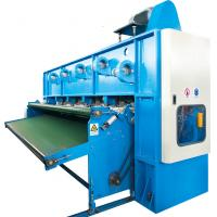 Buy cheap 35 - 70mm Stroke Needle Punching Machine High Performance Lower Needle Density from wholesalers