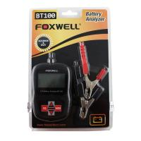 Wholesale Automotive Power Tools , Foxwell BT-100 BT100 Battery Tester Detect Bad Cell Battery from china suppliers